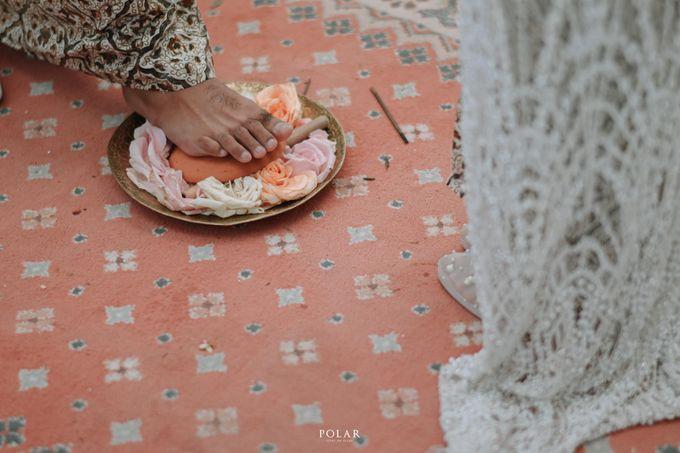 Adit & Citias Akad Decoration by Valentine Wedding Decoration - 008