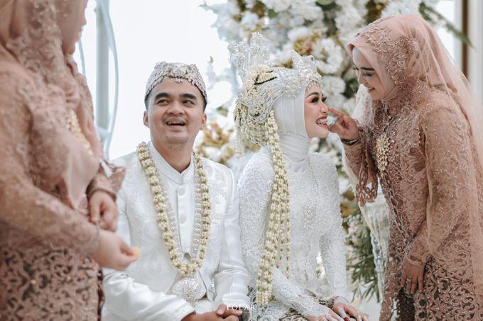 Adit & Citias Akad Decoration by Valentine Wedding Decoration - 010