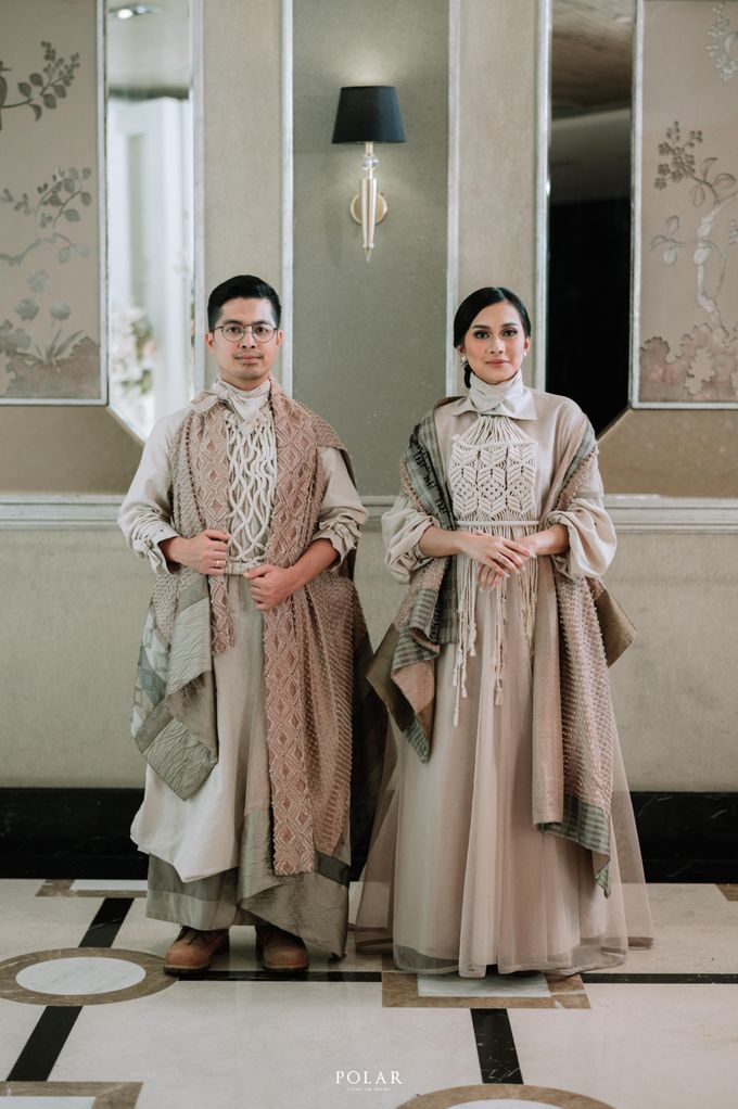 Ratih & Fizry Wedding Decoration by Valentine Wedding Decoration - 049