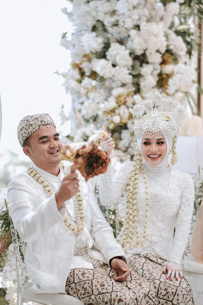 Adit & Citias Akad Decoration by Valentine Wedding Decoration - 011