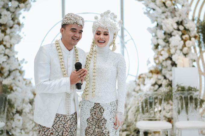 Adit & Citias Akad Decoration by Valentine Wedding Decoration - 014