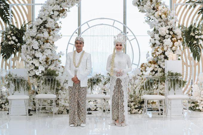 Adit & Citias Akad Decoration by Valentine Wedding Decoration - 015