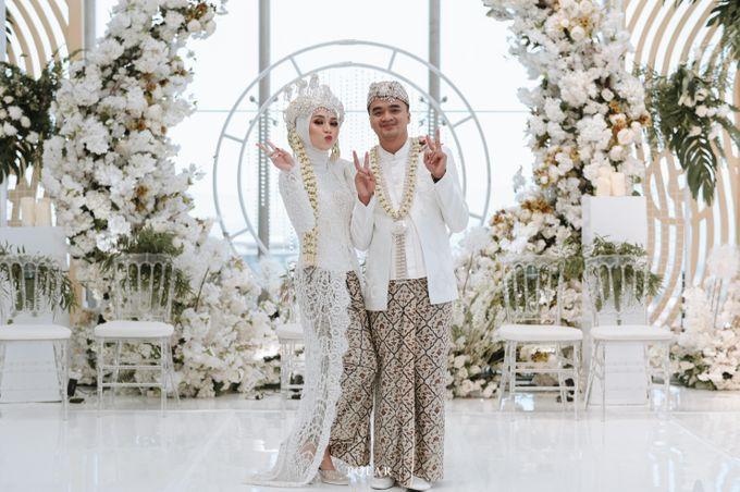 Adit & Citias Akad Decoration by Valentine Wedding Decoration - 016