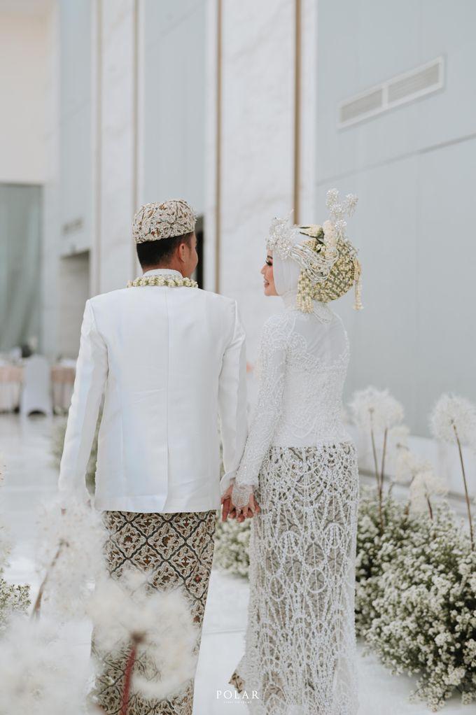 Adit & Citias Akad Decoration by Valentine Wedding Decoration - 017