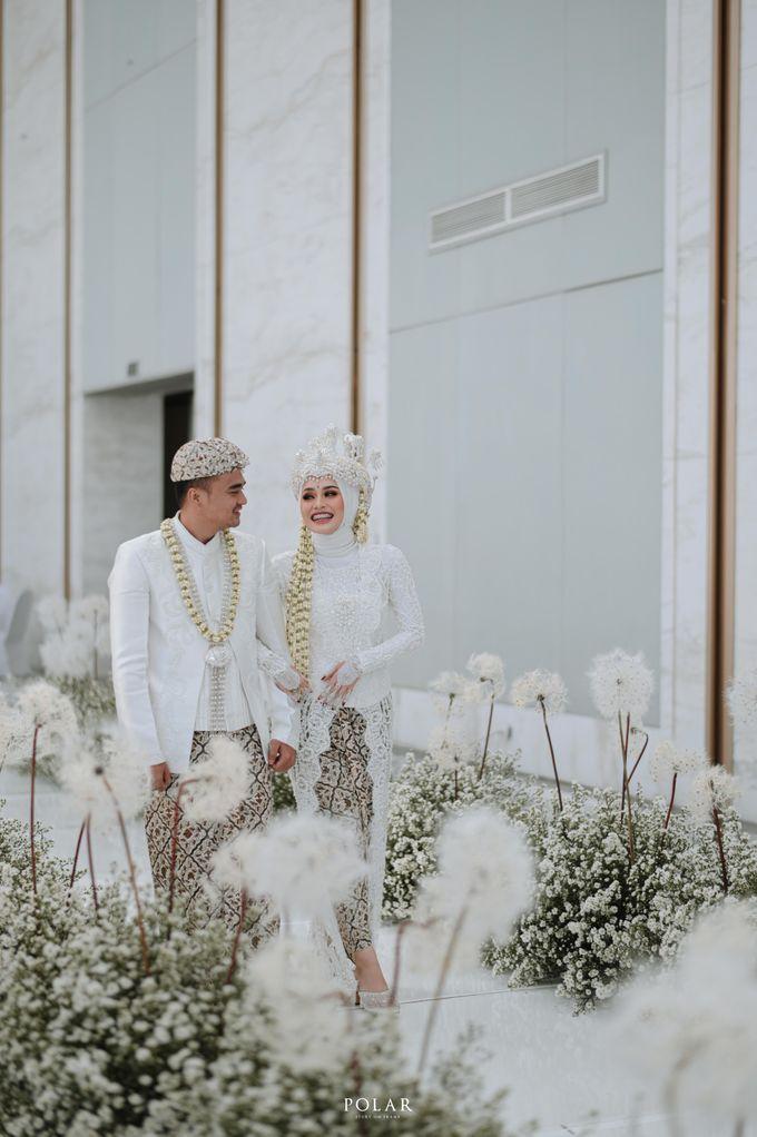 Adit & Citias Akad Decoration by Valentine Wedding Decoration - 019