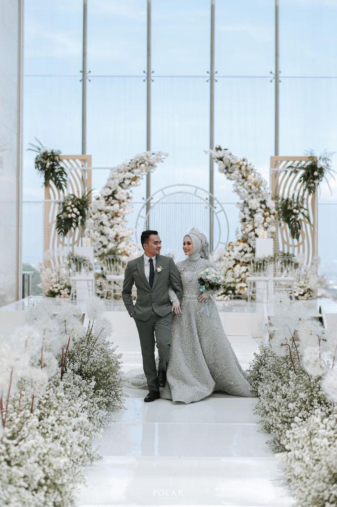 Adit & Citias Akad Decoration by Valentine Wedding Decoration - 020