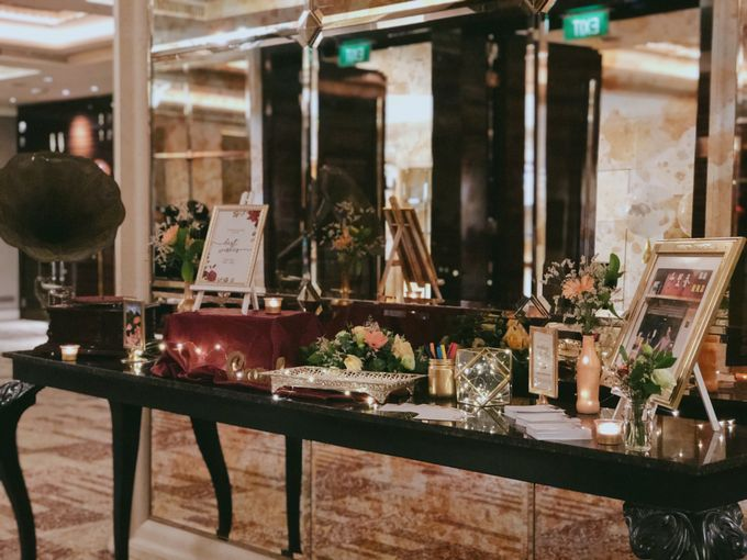 Luxe Gold Elegance by The St. Regis Singapore - 001