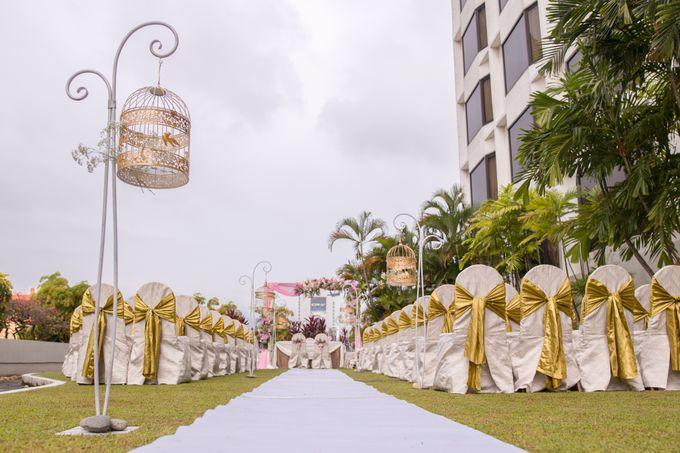 Lush Garden Ceremony by JEN Penang Georgetown by Shangri-La - 001