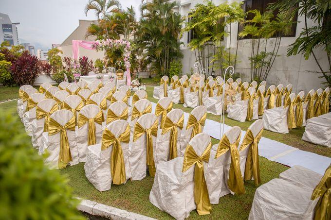 Lush Garden Ceremony by JEN Penang Georgetown by Shangri-La - 004