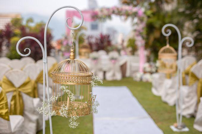 Lush Garden Ceremony by JEN Penang Georgetown by Shangri-La - 002