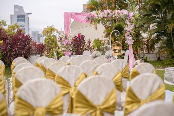Lush Garden Ceremony by JEN Penang Georgetown by Shangri-La - 005
