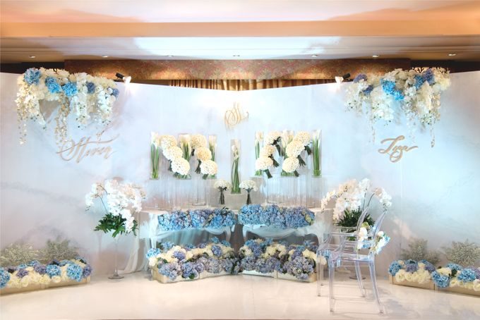 Tea Pai Ceremony of Steven and Liza by Gading Bali - 001