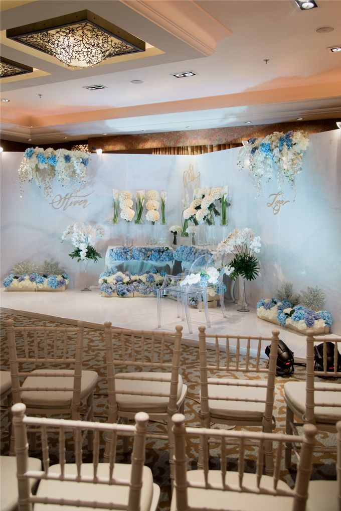 Tea Pai Ceremony of Steven and Liza by Gading Bali - 004