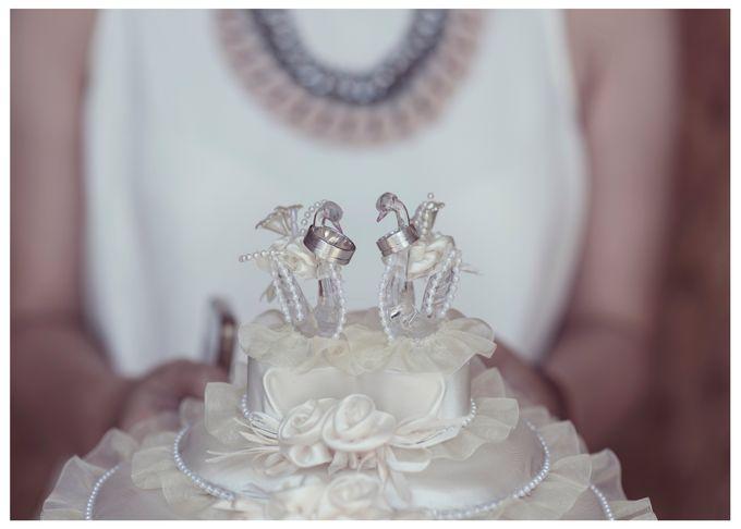 The Wedding of Marcelia & Anton by Ahava by Bona Soetirto - 004