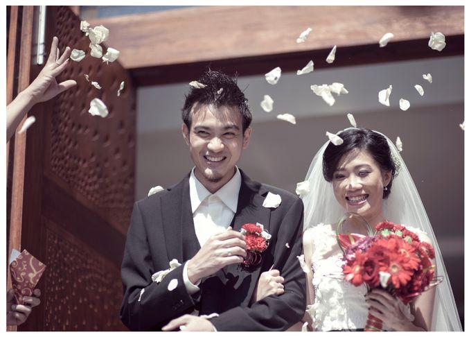 The Wedding of Marcelia & Anton by Ahava by Bona Soetirto - 002