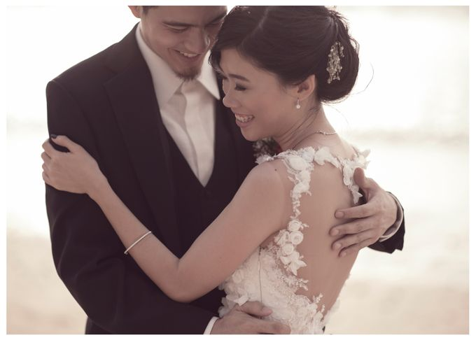 The Wedding of Marcelia & Anton by Ahava by Bona Soetirto - 011