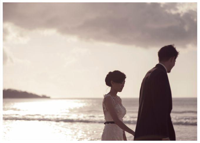 The Wedding of Marcelia & Anton by Ahava by Bona Soetirto - 010