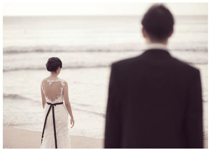 The Wedding of Marcelia & Anton by Ahava by Bona Soetirto - 012