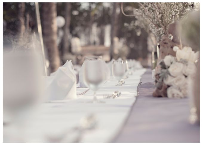The Wedding of Marcelia & Anton by Ahava by Bona Soetirto - 016