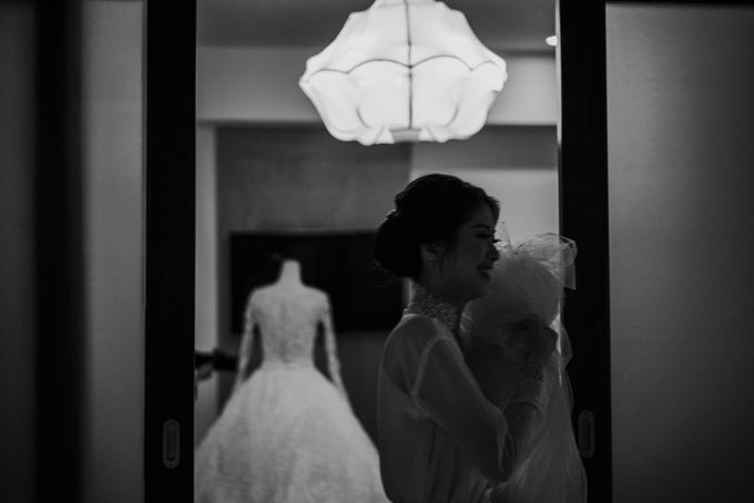 Handri & Jessica Wedding by Koncomoto - 004