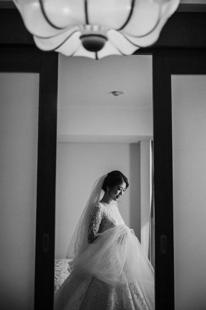 Handri & Jessica Wedding by Koncomoto - 013