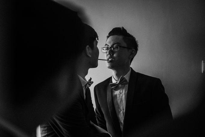 Handri & Jessica Wedding by Koncomoto - 029