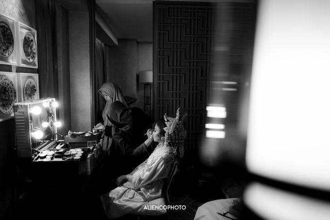 GEDUNG ANTAM WEDDING OF WINNIE & ANAS by alienco photography - 039