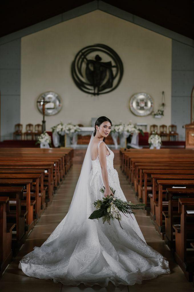 Kevin & Christie Wedding by Koncomoto - 023