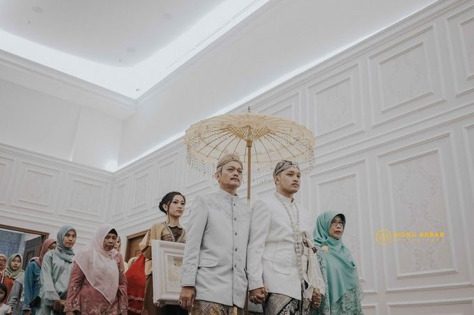 The Sacred moment of Nadia & Didit Akad by Wong Akbar Photography - 002