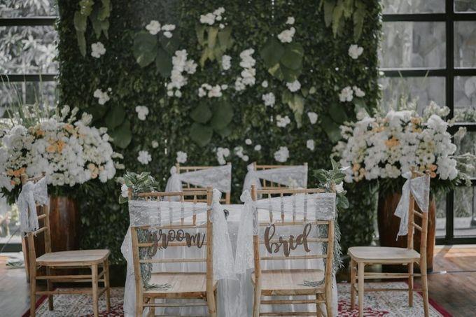 Allosia & Ole Wedding by DIY Planner - 008