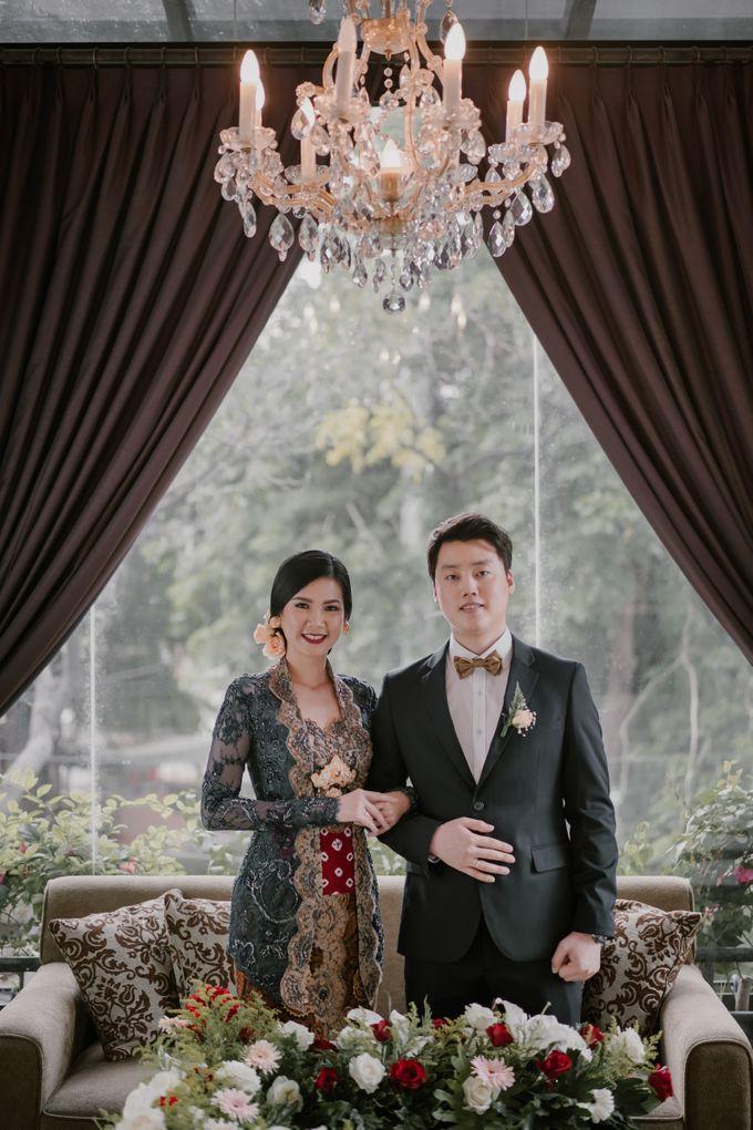 Monica & Seo Jeong Jae by Plataran Indonesia - 006