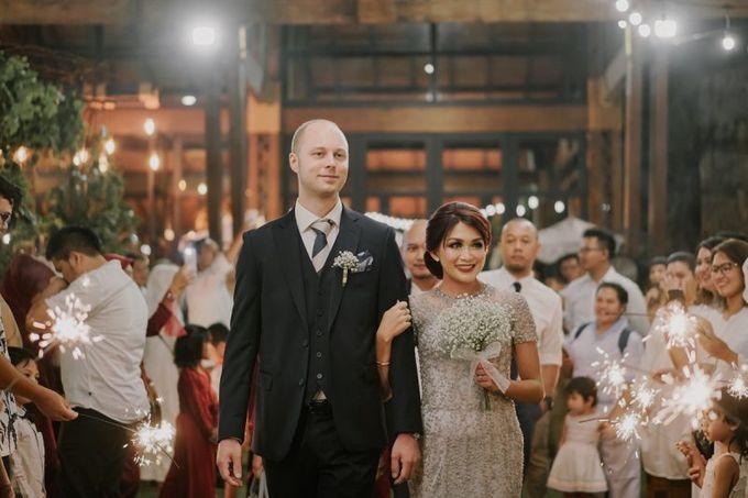 Allosia & Ole Wedding by DIY Planner - 009