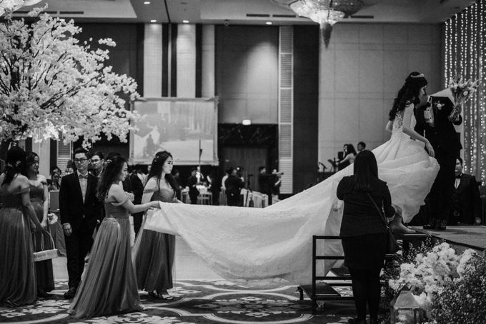 Handri & Jessica Wedding by Koncomoto - 046