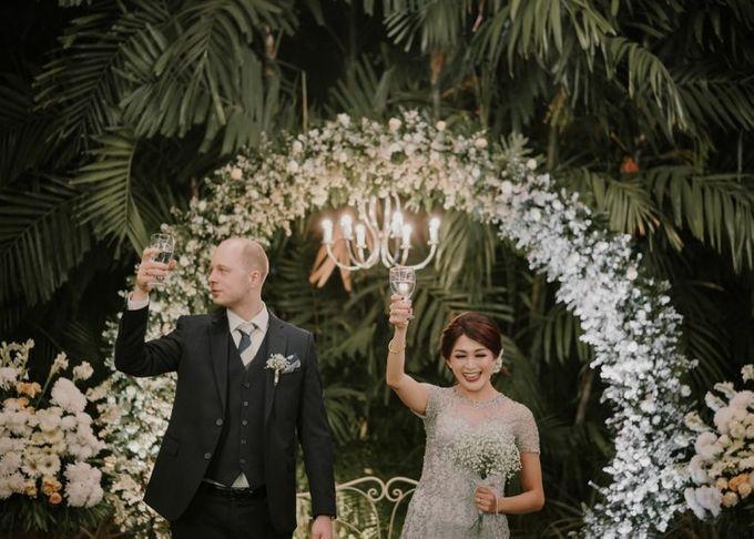 Allosia & Ole Wedding by DIY Planner - 010