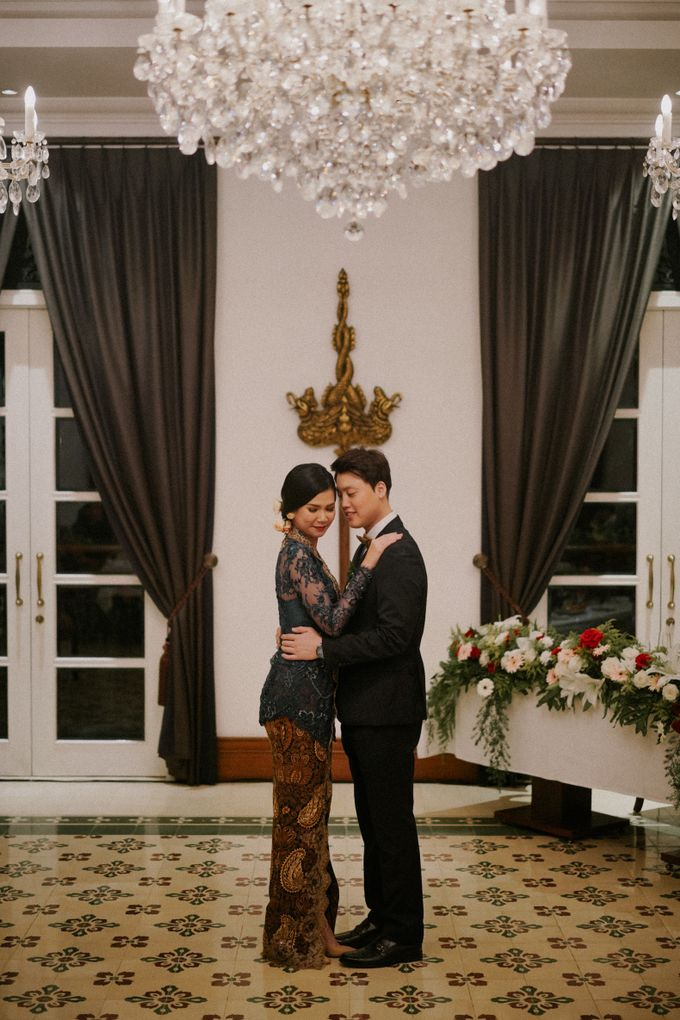 Monica & Seo Jeong Jae by Plataran Indonesia - 018