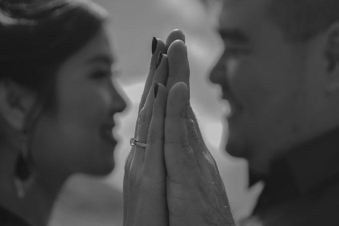 Evi & Yosua Prewedding by Koncomoto - 012