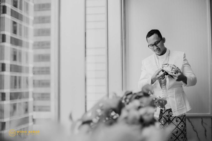 Dina & Jefry Wedding Highlight by Wong Akbar Photography - 015