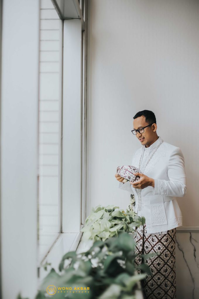 Dina & Jefry Wedding Highlight by Wong Akbar Photography - 016