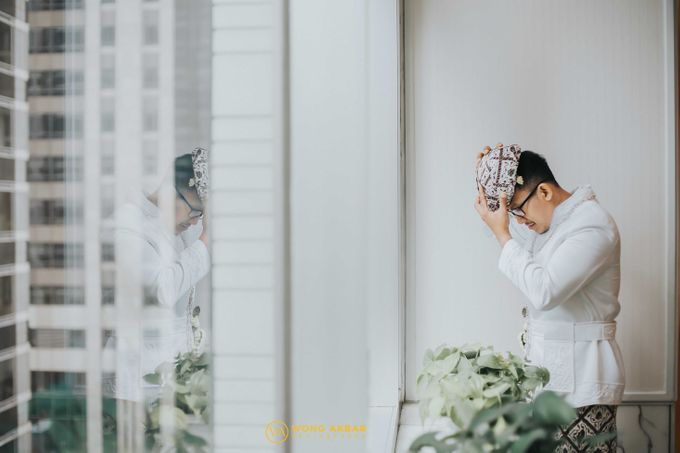 Dina & Jefry Wedding Highlight by Wong Akbar Photography - 017