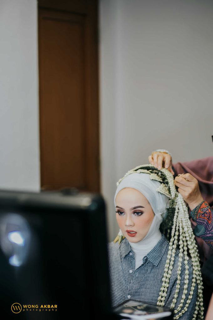 Dina & Jefry Wedding Highlight by Wong Akbar Photography - 024