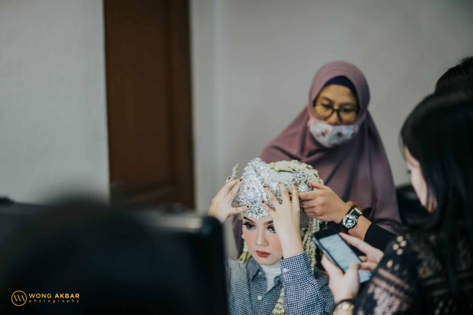 Dina & Jefry Wedding Highlight by Wong Akbar Photography - 025