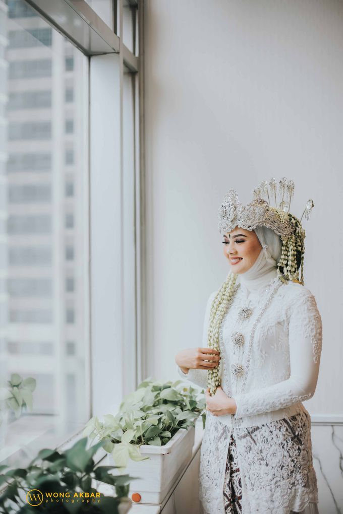 Dina & Jefry Wedding Highlight by Wong Akbar Photography - 001