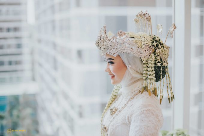 Dina & Jefry Wedding Highlight by Wong Akbar Photography - 029