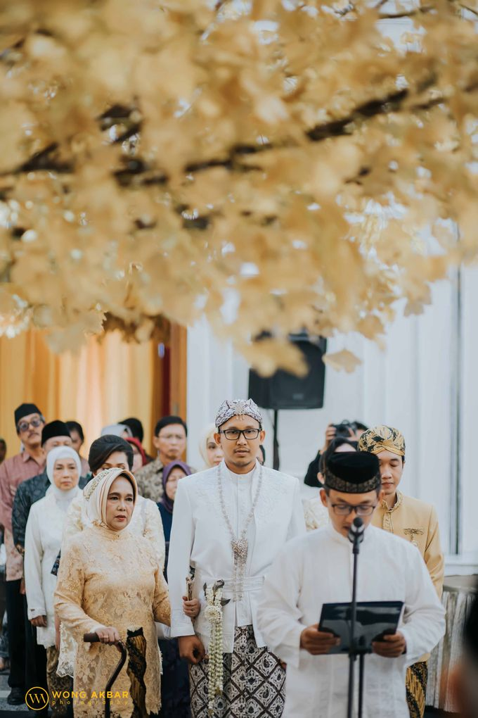 Dina & Jefry Wedding Highlight by Wong Akbar Photography - 033
