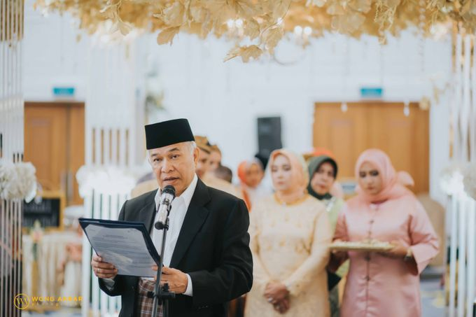 Dina & Jefry Wedding Highlight by Wong Akbar Photography - 036