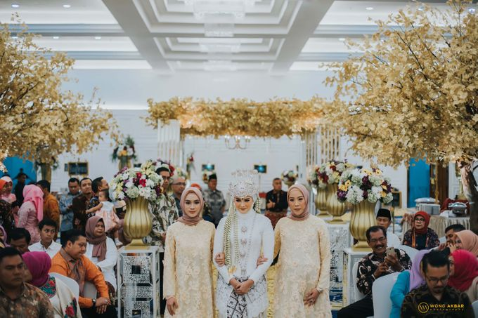 Dina & Jefry Wedding Highlight by Wong Akbar Photography - 041