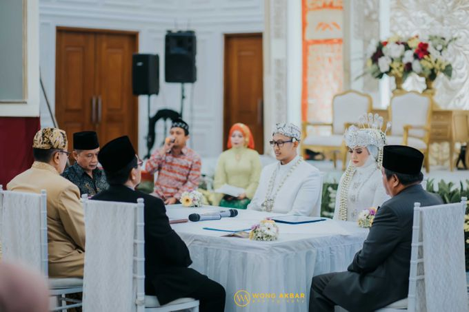 Dina & Jefry Wedding Highlight by Wong Akbar Photography - 045