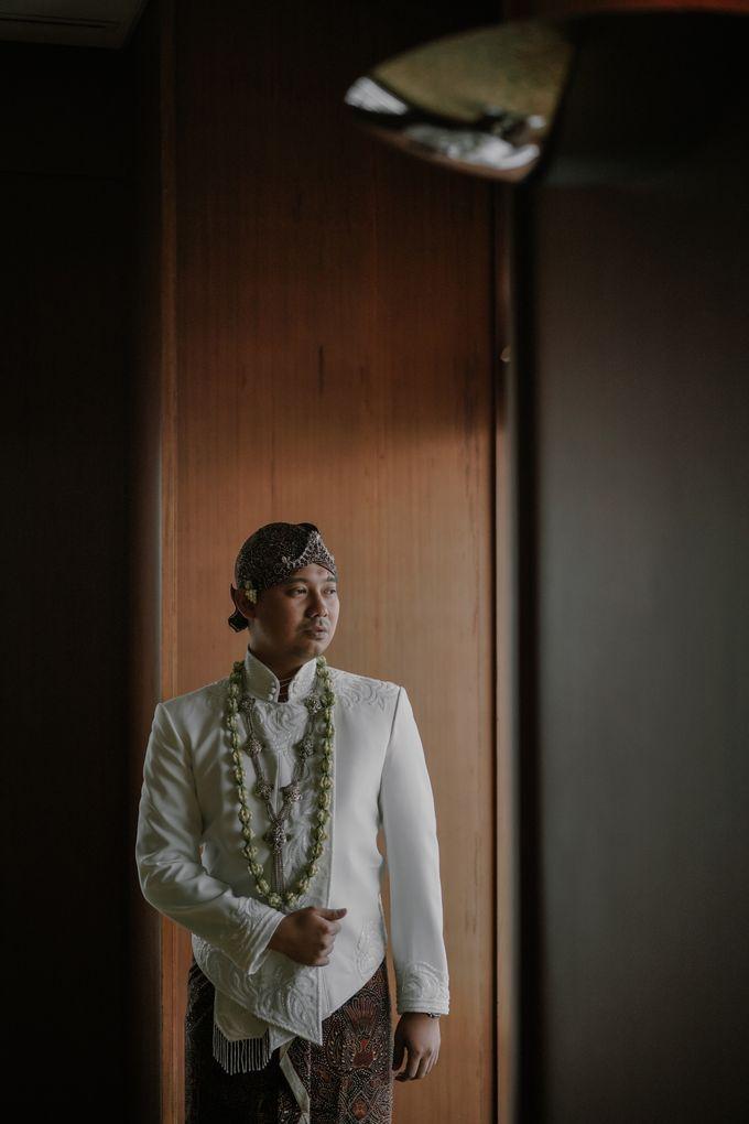 Asya & Dito Wedding by Financial Club Jakarta - 011