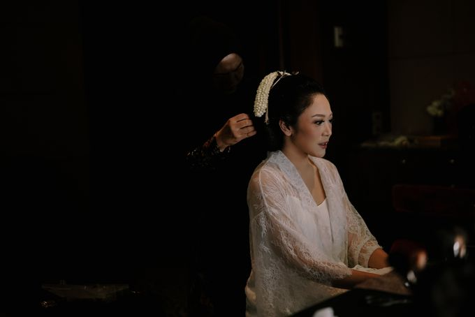 Asya & Dito Wedding by Financial Club Jakarta - 003