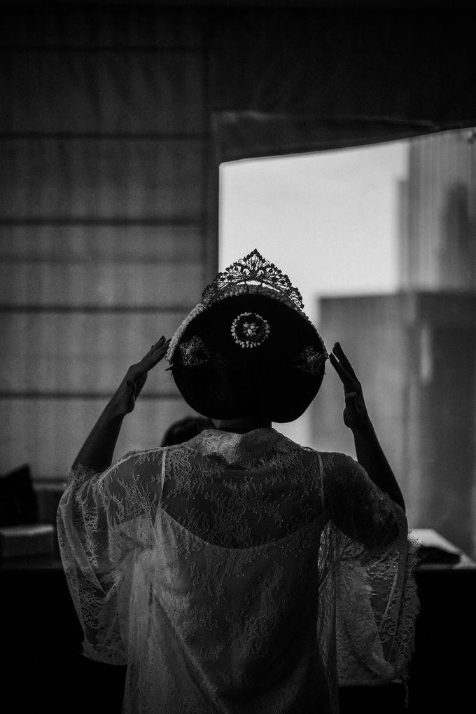 Asya & Dito Wedding by Financial Club Jakarta - 002